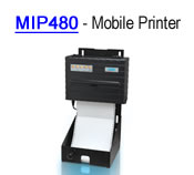 Dascom MIP480 Mobile Printer